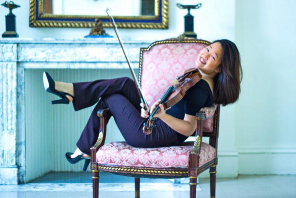 Katharina Kang, Violine